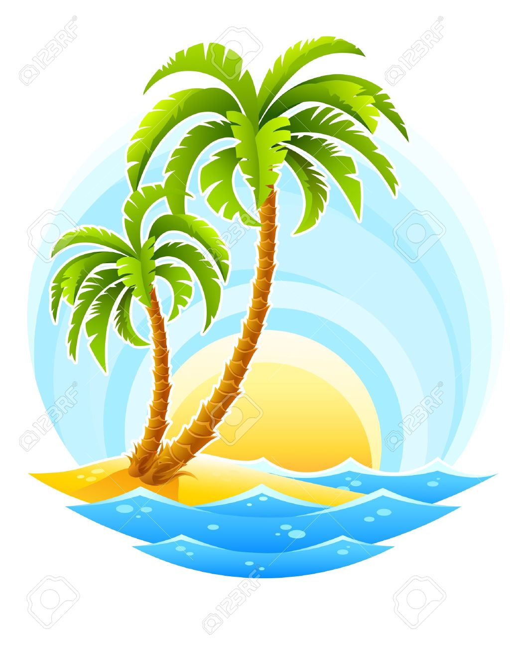Palms Clipart | Free download on ClipArtMag