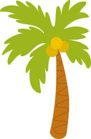 182x277 Palm Tree Large Png Clip Art Image