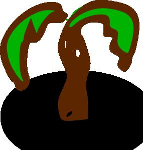 285x299 Rpg Map Symbols Palm Tree Clip Art Free Vector 4vector