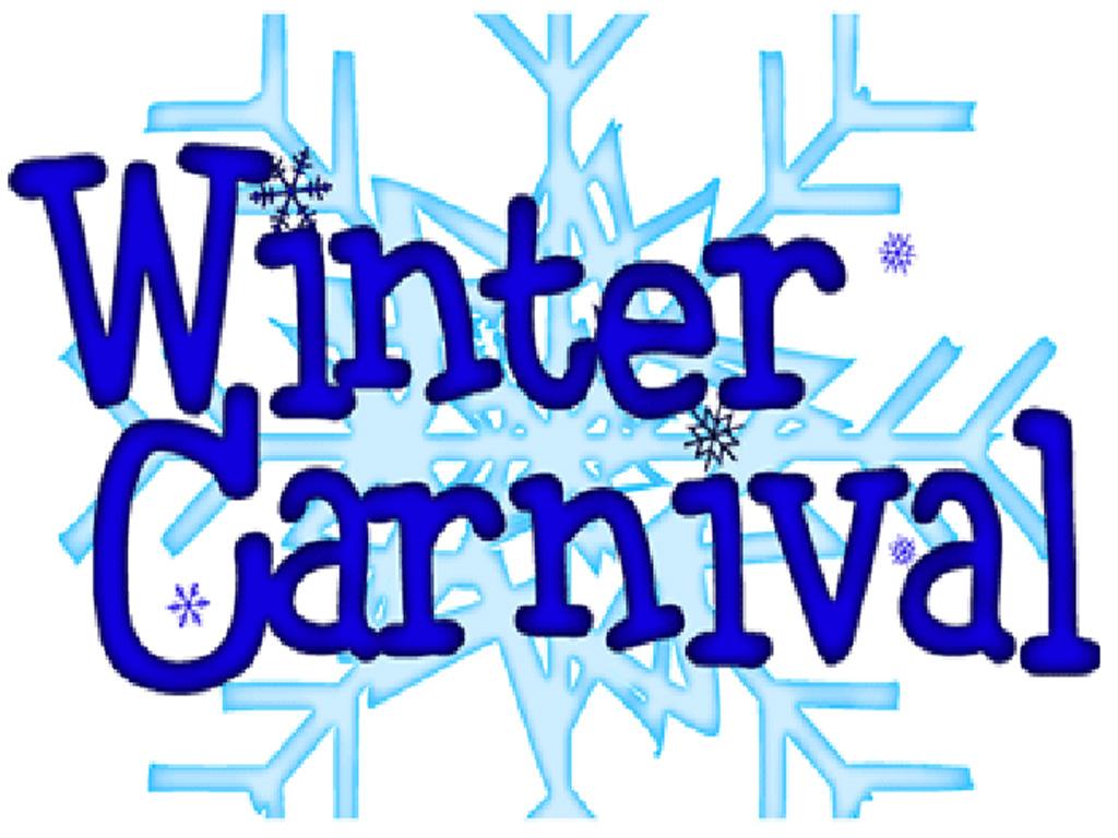 1024x768 Carnival Clipart Winter Carnival
