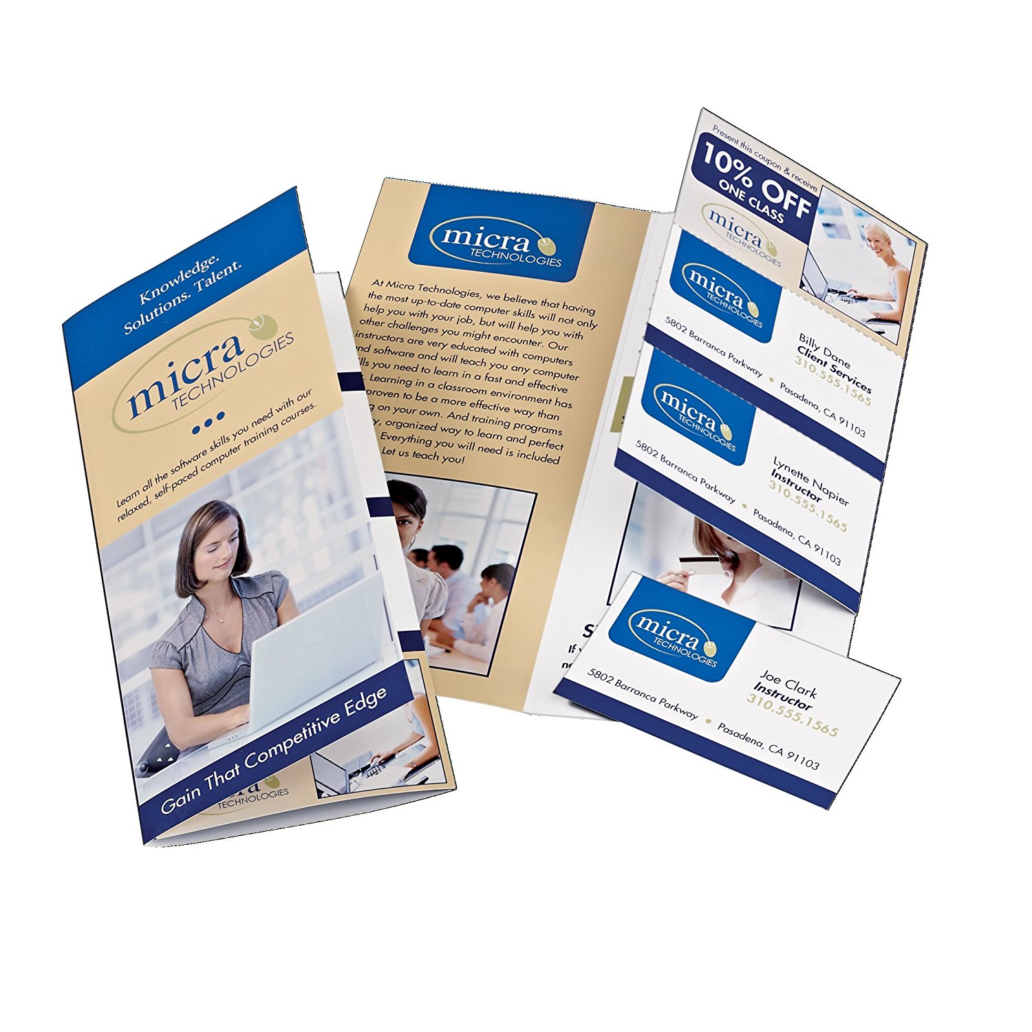 1500x1500 Avery Tri Fold Brochure With Tear