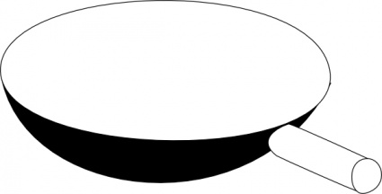 425x216 Cooking Frying Pan Clip Art Clipart Panda
