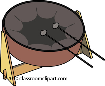 350x286 Musical Instruments Clipart Steel Drum 161009