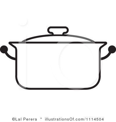 400x420 Bampw Clipart Pan