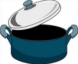 255x211 Pot Clipart