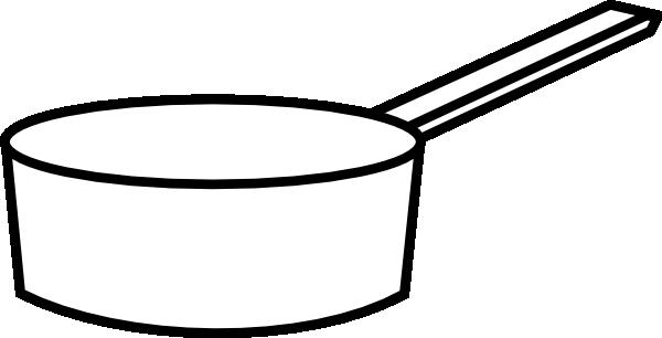 600x306 Sauce Pan Clip Art