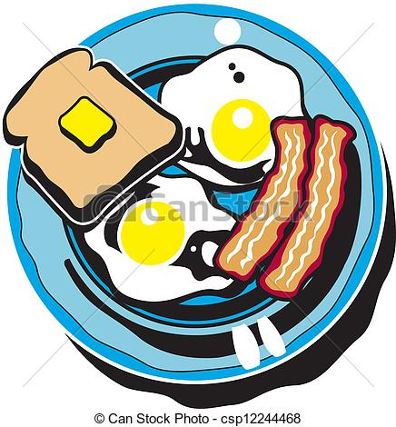 436x470 Breakfast Clipart Pictures