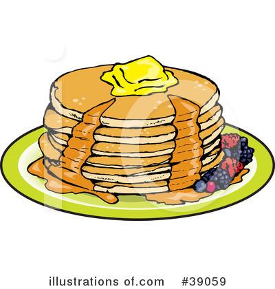 400x420 Church Breakfast Clipart