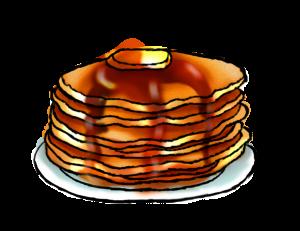 300x231 Off Sale Pancake Clipart Pancake Clip Art Breakfast Clipart 3