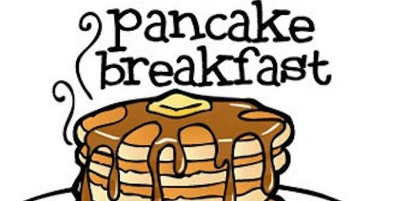 800x400 Pancake Clipart School Breakfast