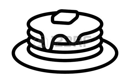 450x289 219 Pancakes Topping Stock Vector Illustration And Royalty Free