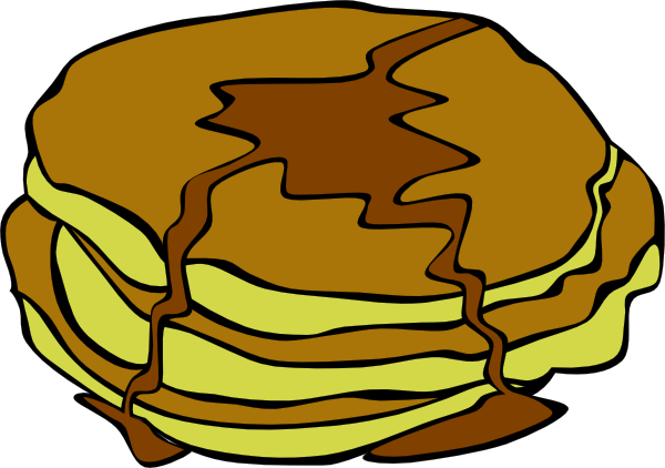 600x422 Breakfast Clipart 0 Crepes For Breakfast Clip Art Free 2 Image