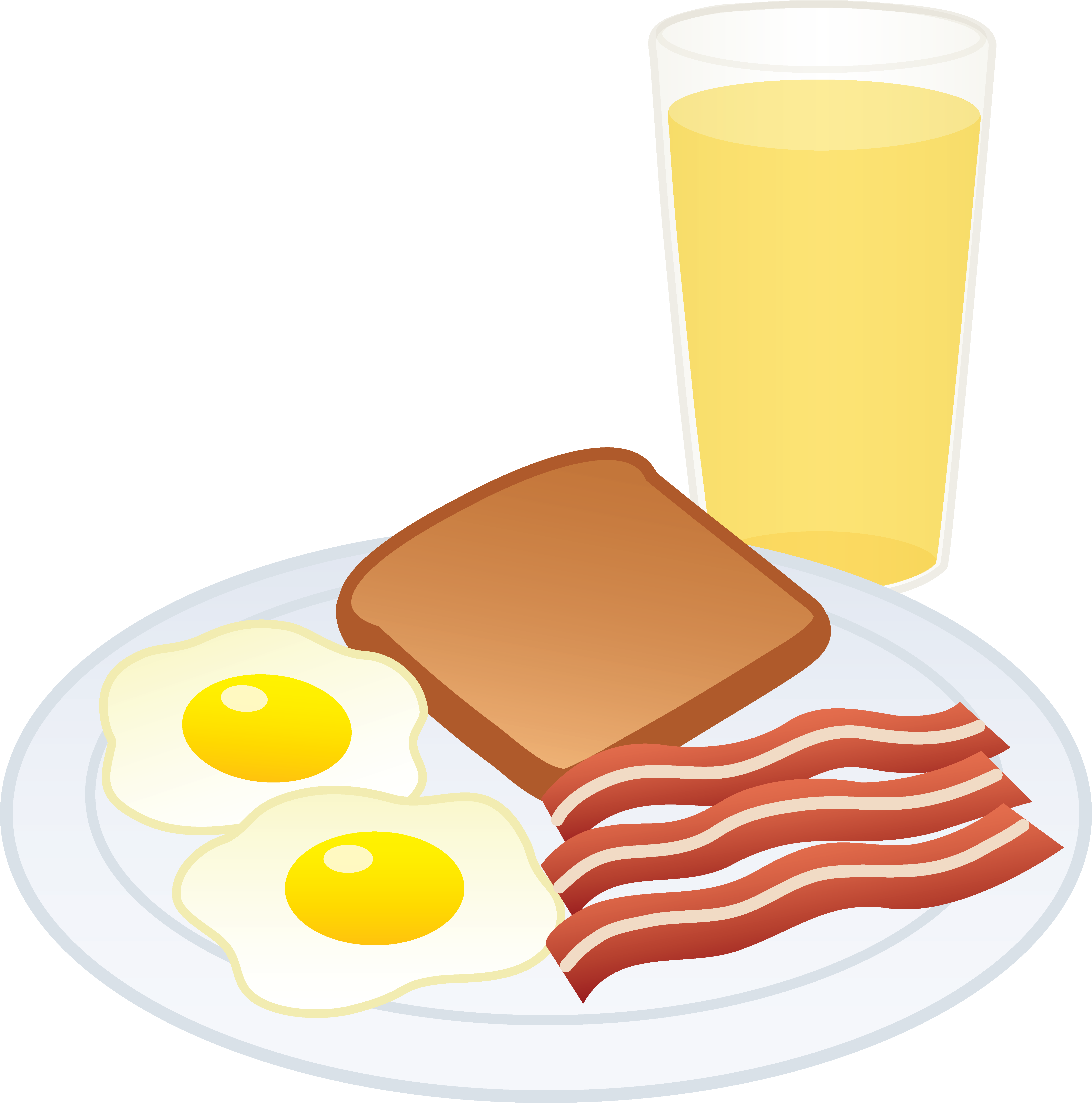 5350x5406 Breakfast Clipart 4 Breakfast Clip Art Free 2 Clipartcow 2