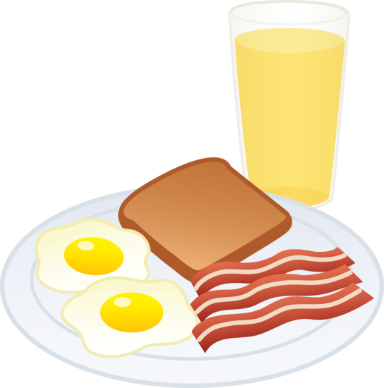 544x550 Breakfast Clipart Free Download Clip Art On 2
