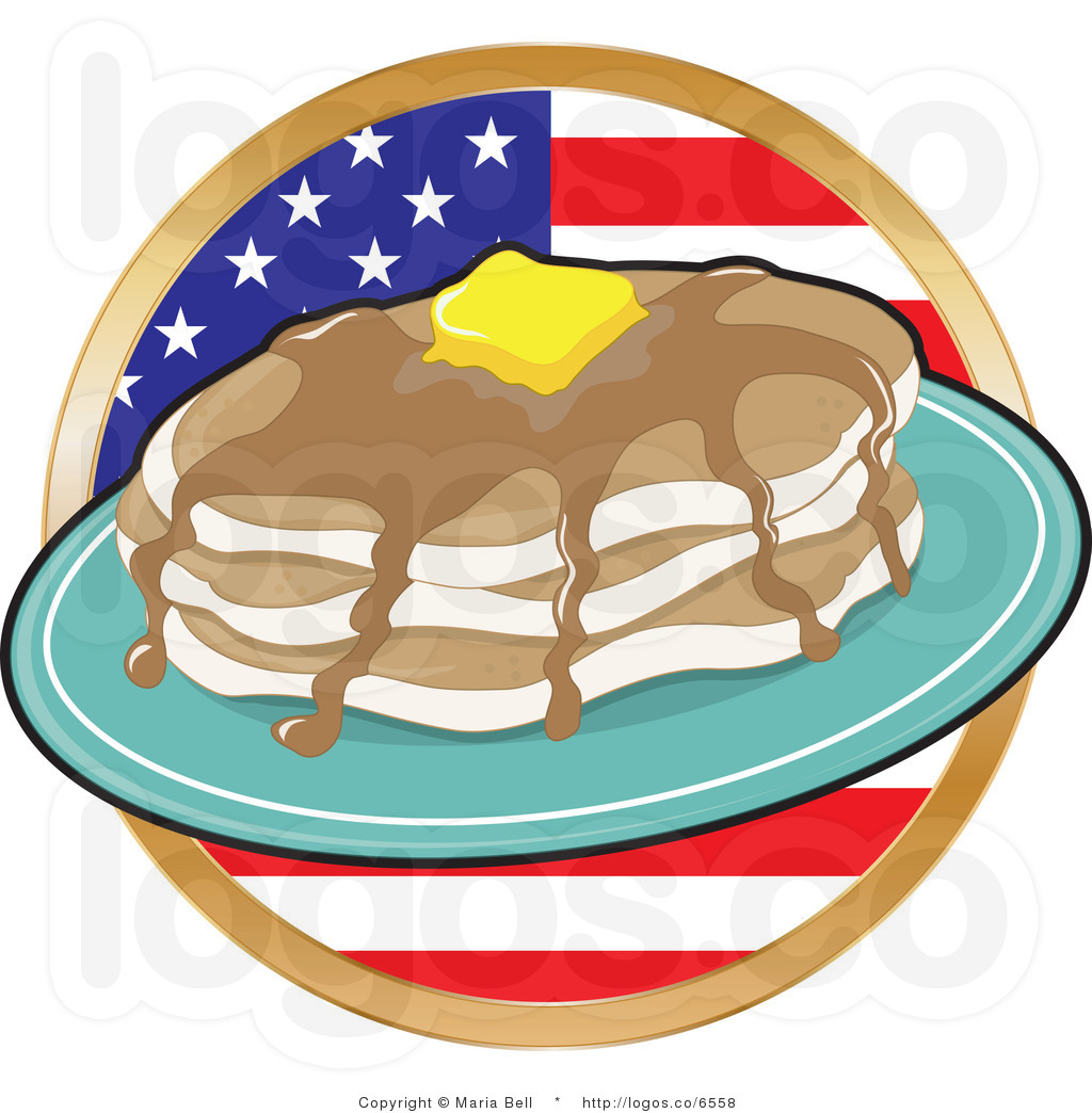 1024x1044 Pancake Breakfast Fundraiser Clipart