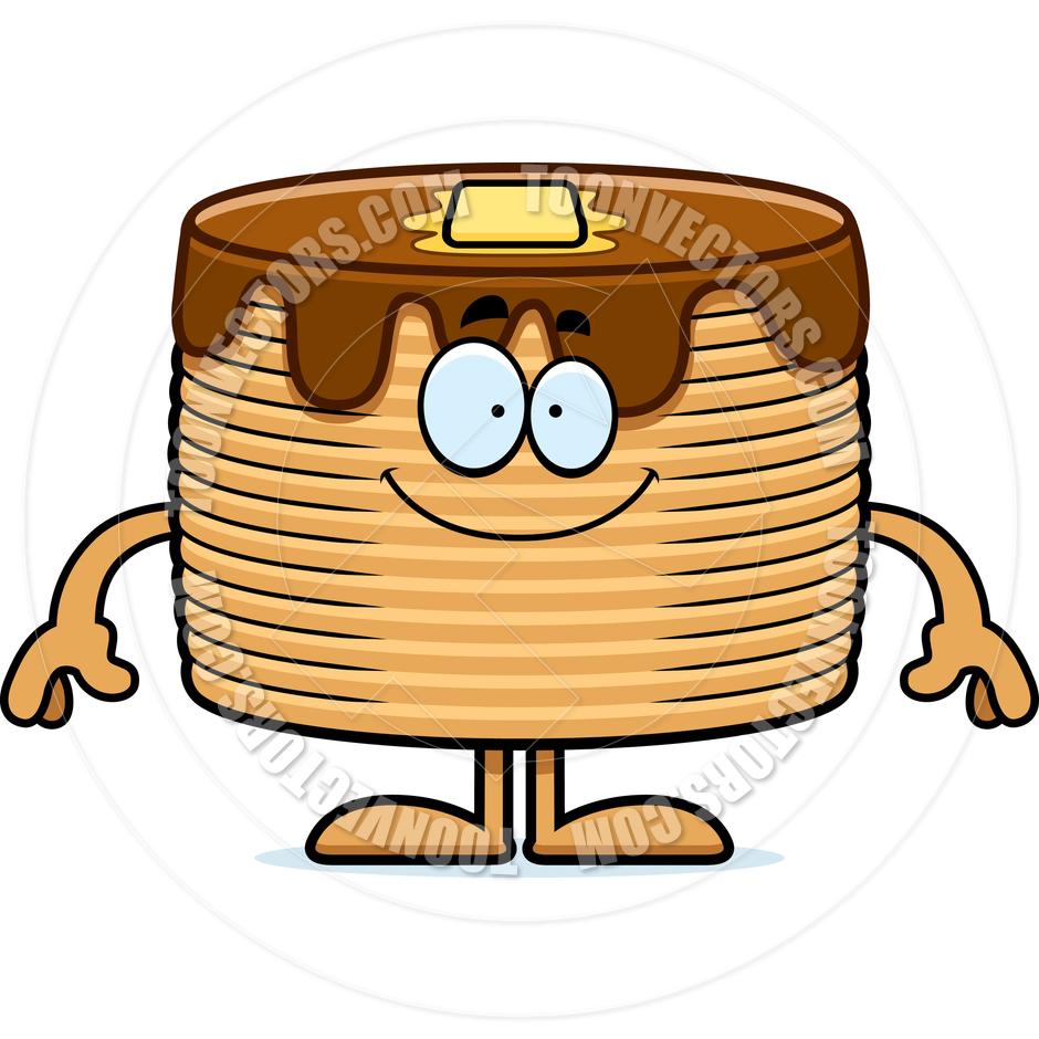 940x940 Pancake Clipart Cartoon