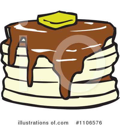 400x420 Pancakes Clipart