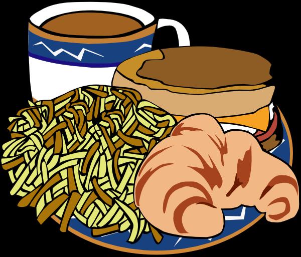 600x513 Breakfast Snacks Cliparts Many Interesting Cliparts