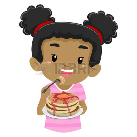 450x450 Girl Breakfast Clipart, Explore Pictures
