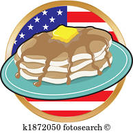 194x194 Pancakes Illustrations And Stock Art. 427 Pancakes Illustration