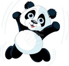 236x227 Cute Panda Bear Clipart Clipart Panda