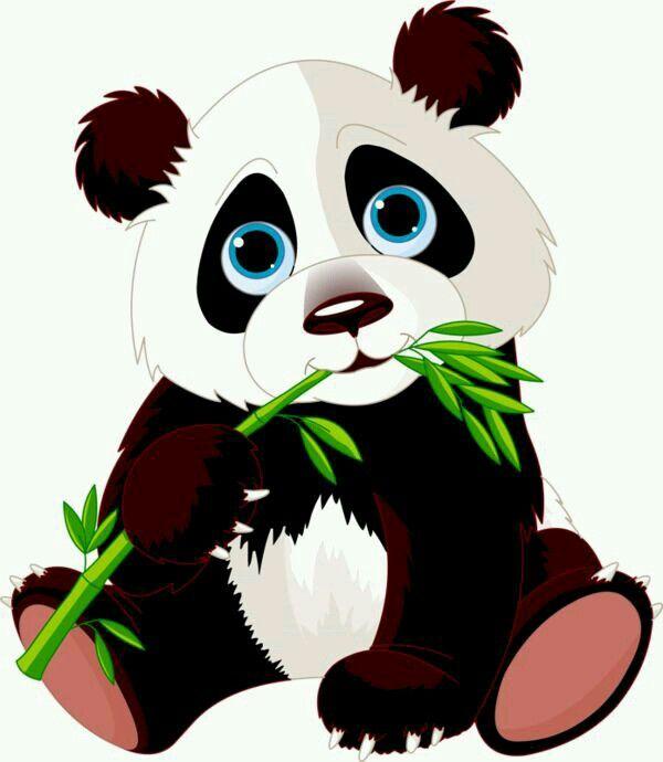 600x690 19 Best Panda Emoticons Images Painting, Clip Art
