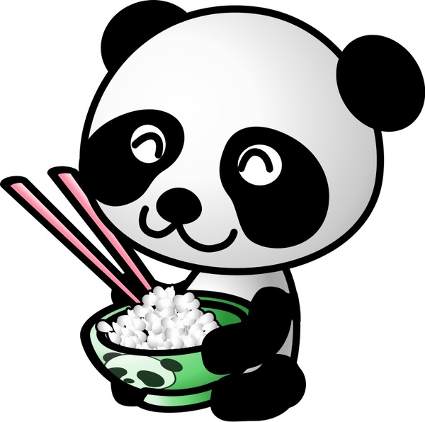 600x596 Panda Free Vector Download (104 Free Vector) For Commercial Use