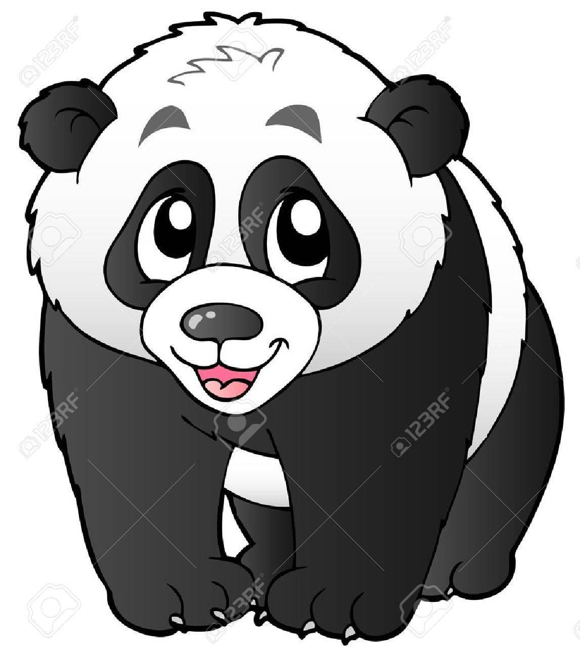 1147x1300 Free Panda Bear Vector