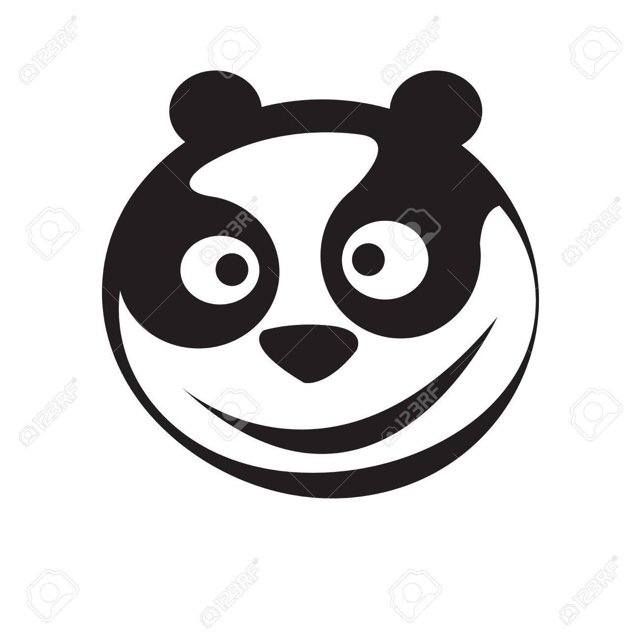 1300x1300 Panda Bear Design Royalty Free Cliparts, Vectors, And Stock