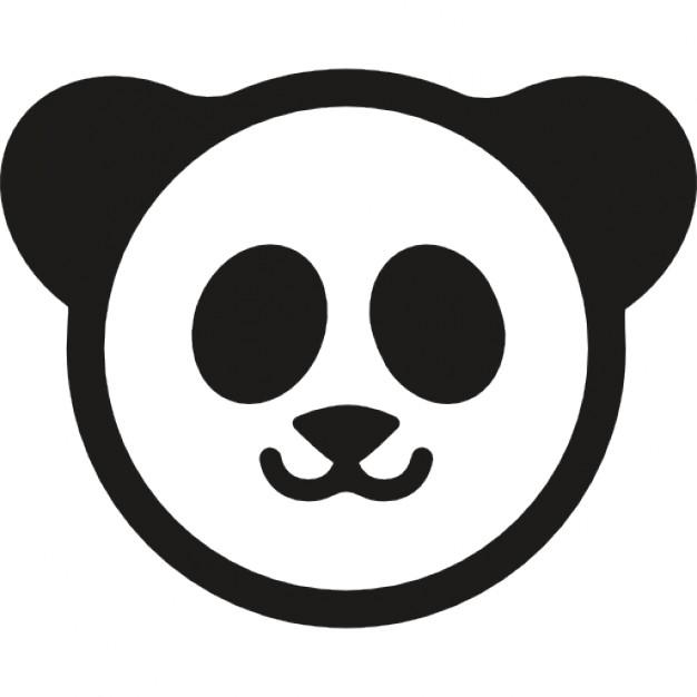 626x626 Panda Bear Icons Free Download