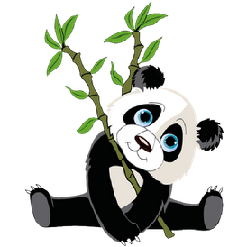 274x274 Free Panda Clipart Clip Art Pictures Graphics Illustrations 3