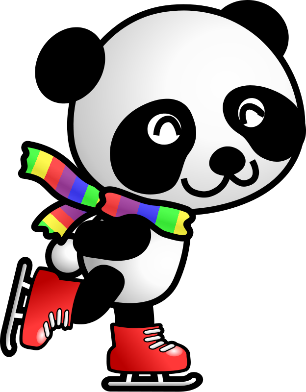 624x800 Baby Panda Clipart Free Clipart Images