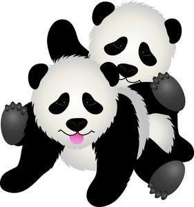 281x300 Panda clipart images free clipartwiz 3 –