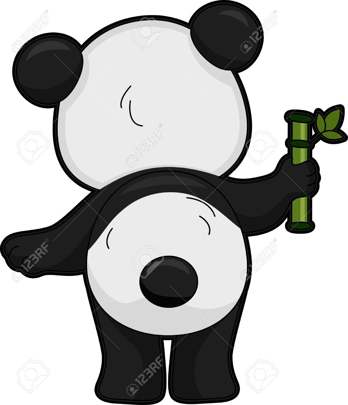 1119x1300 Top 94 Giant Panda Clip Art