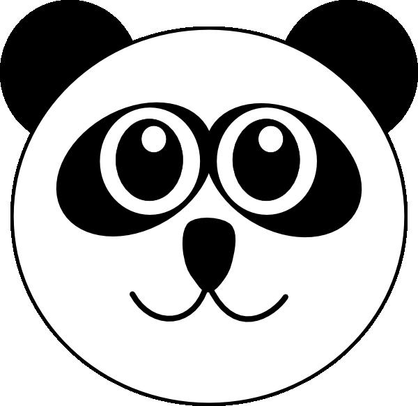 600x582 Panda 9 Clip Art