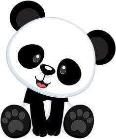 236x283 Panda Bear Clip Art