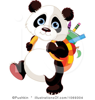400x420 free panda clipart
