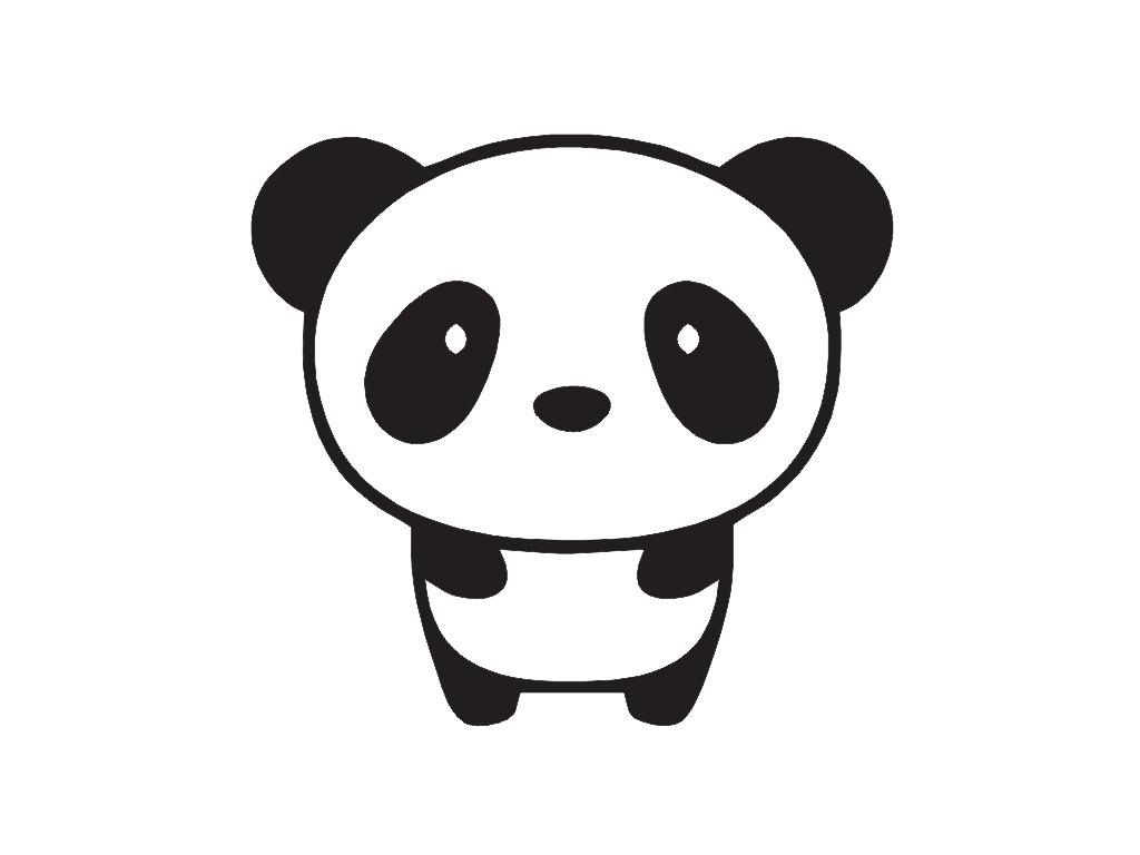 1024x768 Clip Art Panda Clip Art