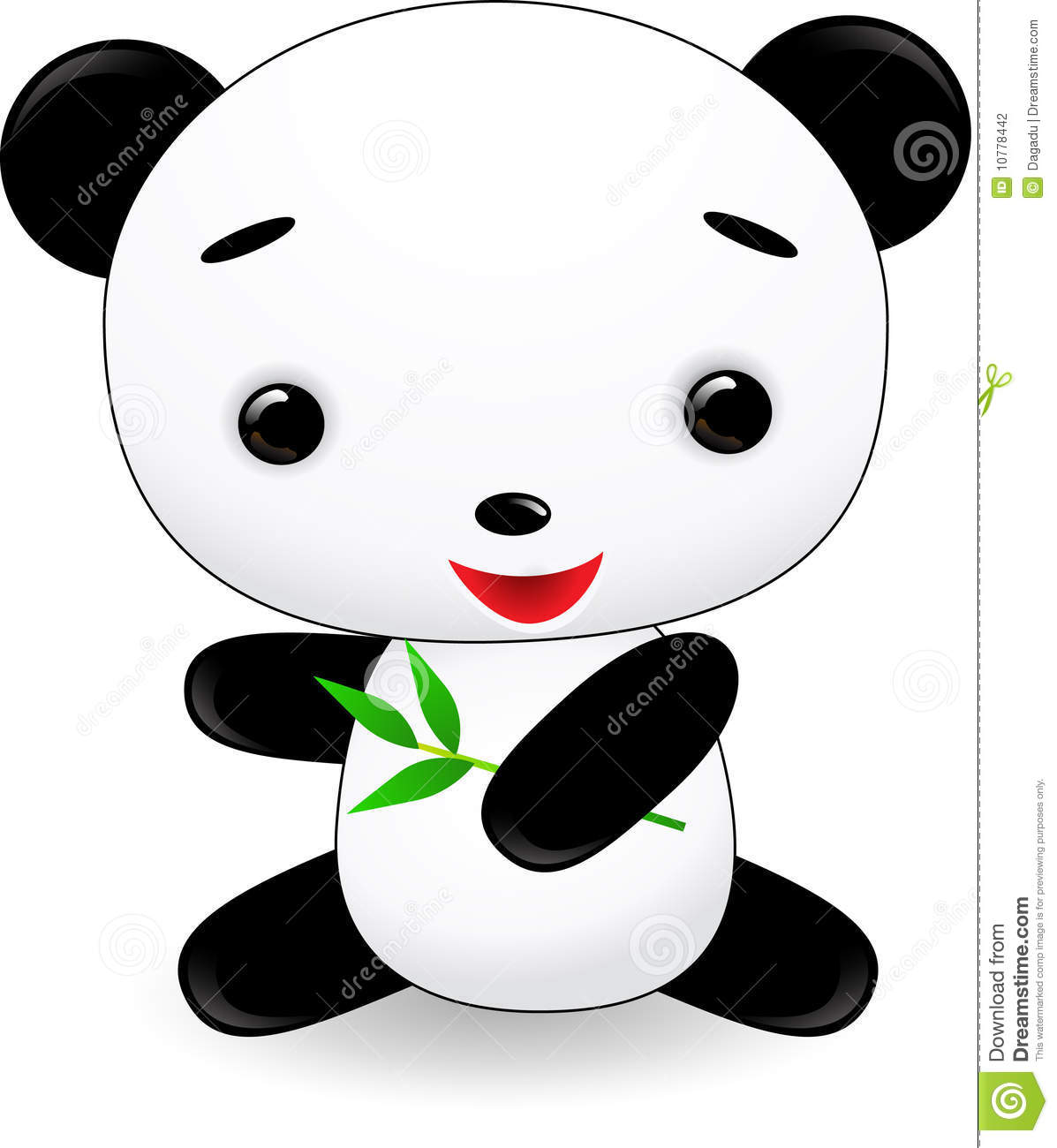 1197x1300 Panda Eating Bamboo Clipart