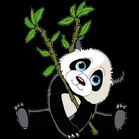 274x274 Panda Clip Art