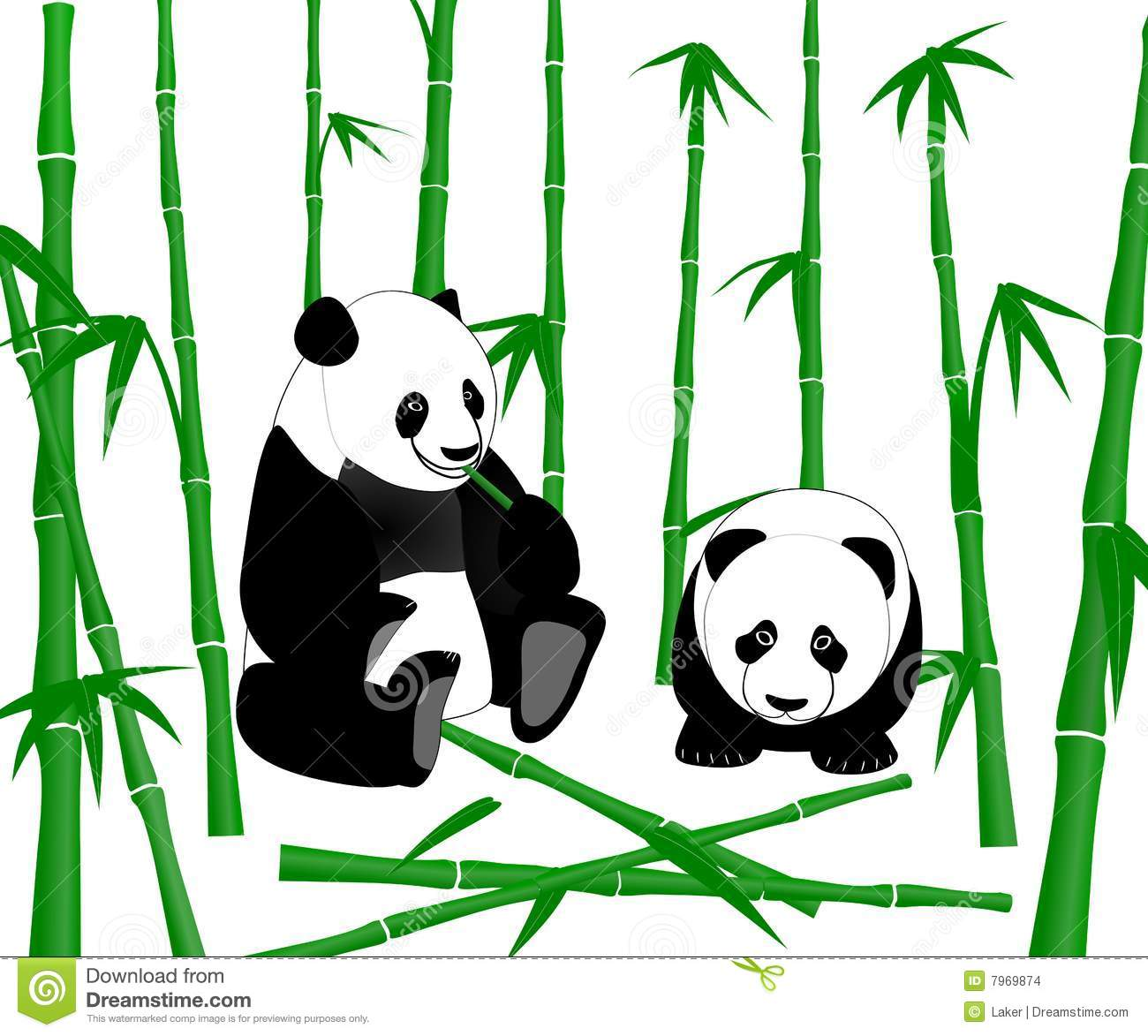 1300x1173 Panda Clipart Bamboo Drawing