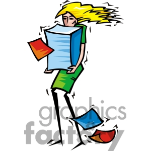 300x300 Clip Art Stack Of Paper Clipart