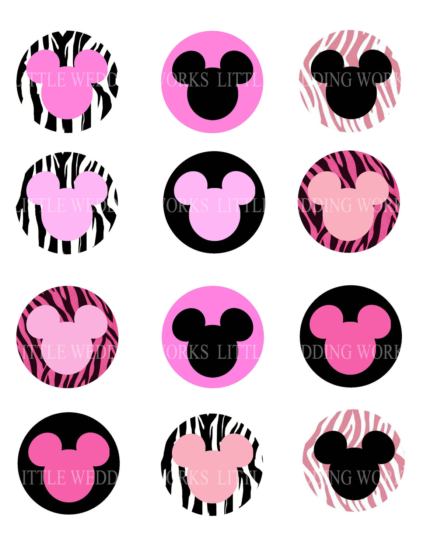 1159x1500 Pink Minnie Mouse Clip Art Clipart Panda