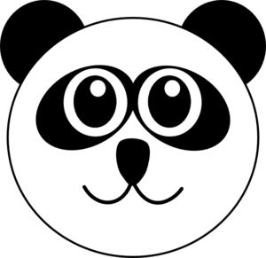 300x291 Panda 9 Clip Art