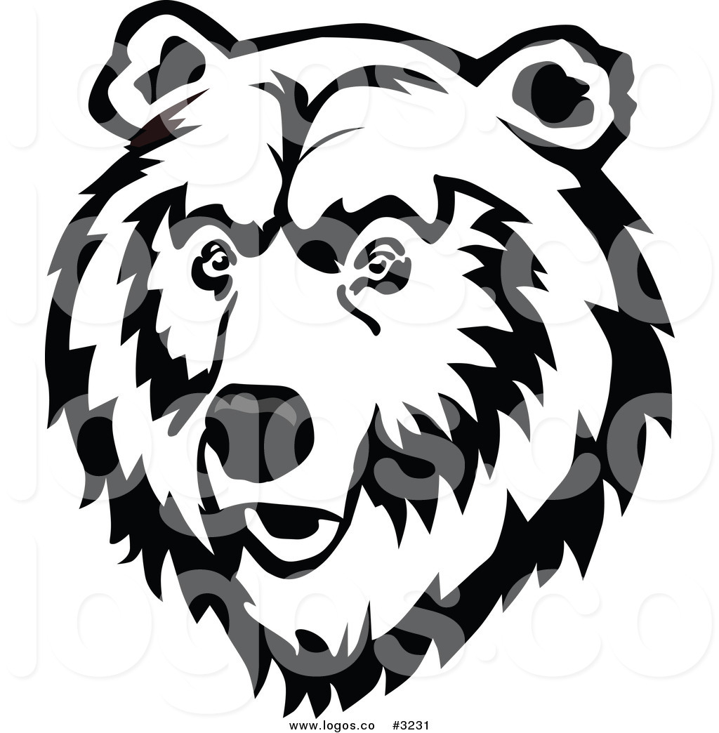 1024x1044 Black Bear clipart bear face