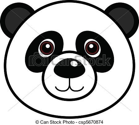 450x404 Red Panda clipart panda head