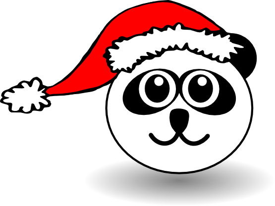 555x416 » Clip Art » palomaironique panda head cartoon with