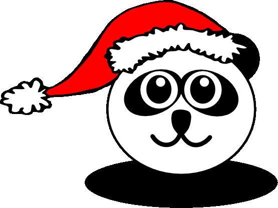 555x416 Clip Art Palomaironique Panda Head Cartoon