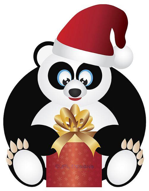 Panda Search Clipart