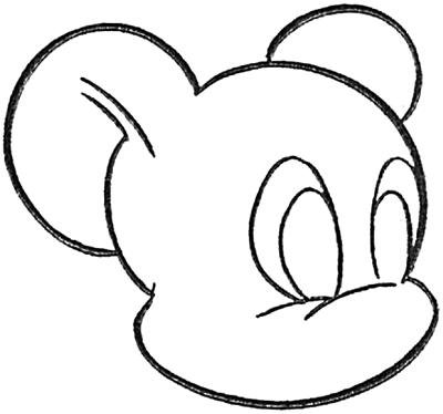 400x374 How To Draw Cartoon Pandas Panda Bears With Easy Steps